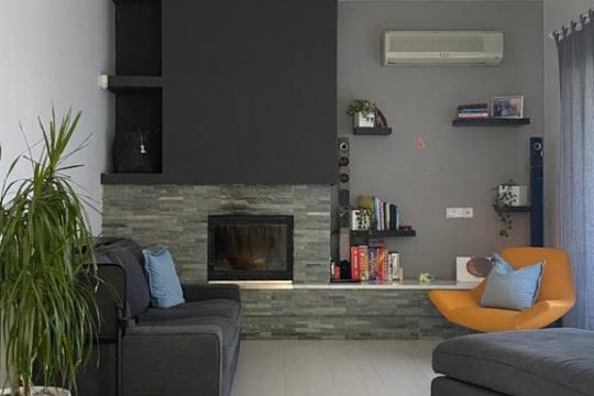 3 bedroom renovated, detached house for sale in Spitali village