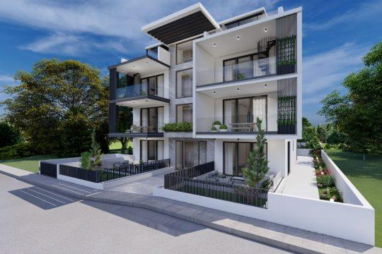 2 bedroom apartment in Limassol, Agia Fyla